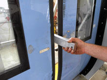 Train Door and Step Testing